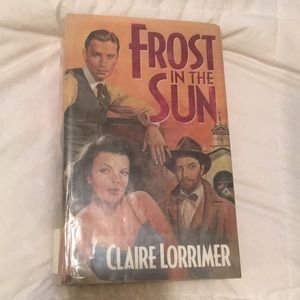 Frost in the sun by Claire Lorrimer